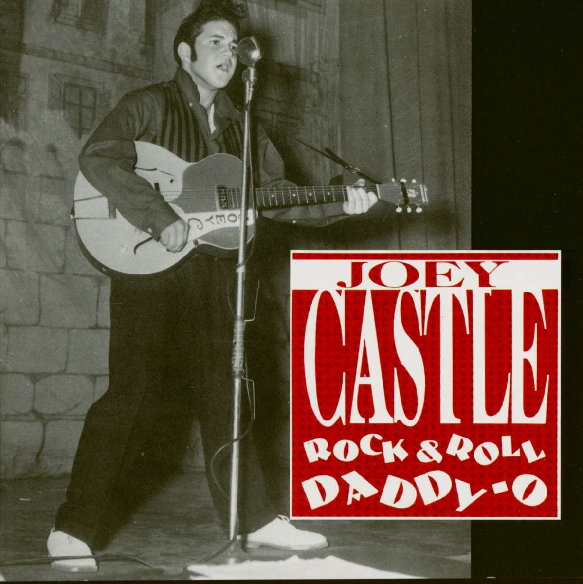 Joey Castle  Rock'n'roll Daddy-O